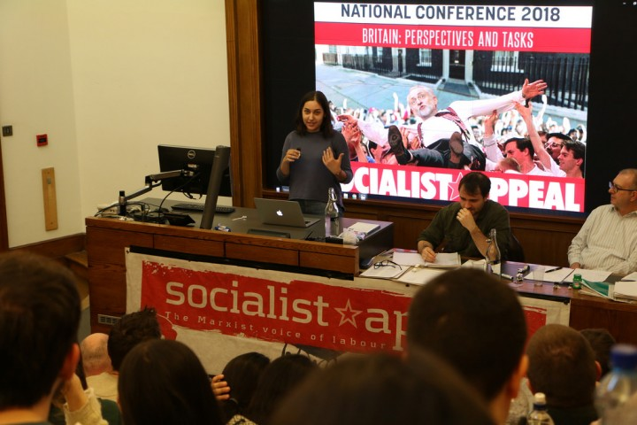 SA conference 2018 5 Image Socialist Appeal