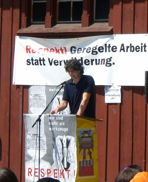 "Marxist Tendency launches its journal ""Der Funke"" in Switzerland"