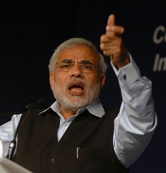 Modi 2 Image World Economic Forum