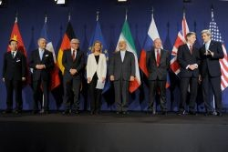Iran announcement Lausanne-European External Action Services