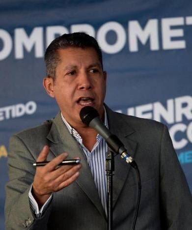 Henri Falcón Image YVKE Radio Mundial