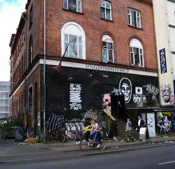 The youth house in Copenhagen – a struggle that cannot be separated from the class struggle