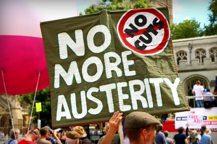 NoMoreAusterity2 Image Socialist Appeal
