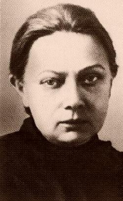 At a meeting of the Left Opposition, Lenin's widow Krupskaya said that if Vladimir Ilyich were alive today he would be in one of Stalins prisons.