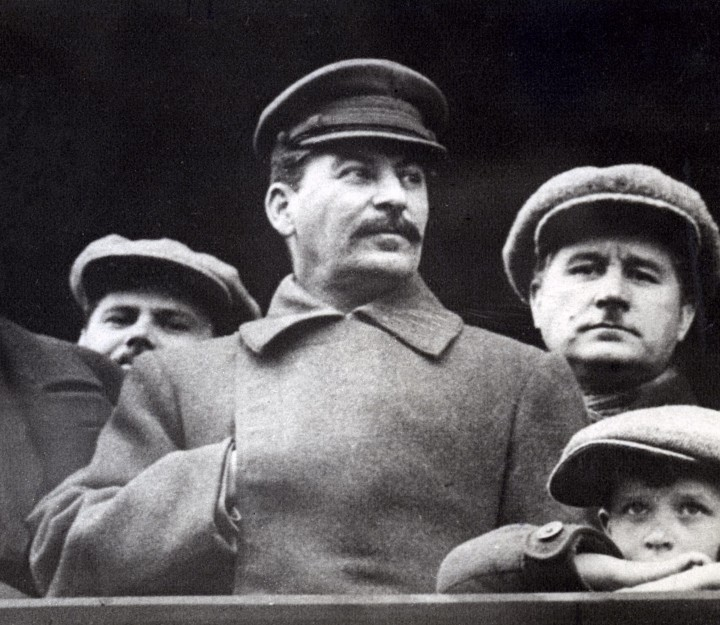 Stalin in 1937 Image public domain