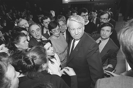 Boris Yeltsin 1 February 1989 1 Image ITAR TASS