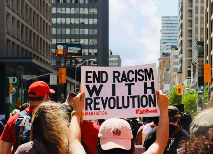 BLM protests 2 Toronto 15