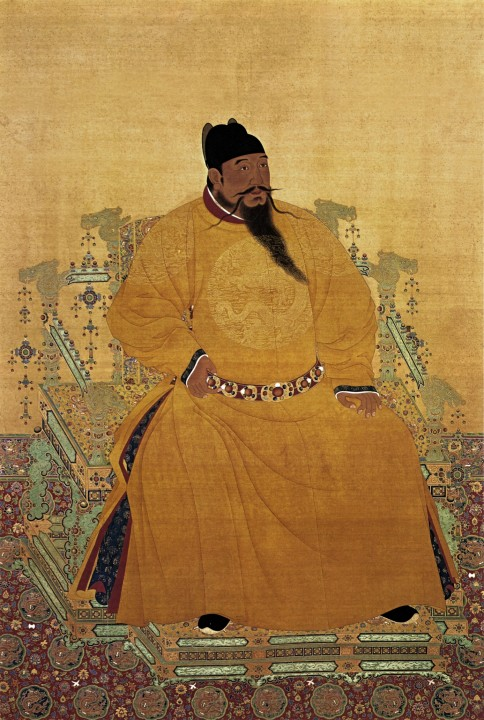 China emperor Image public domain
