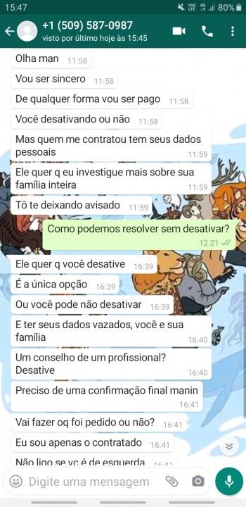 Screenshot 5 WhatsApp
