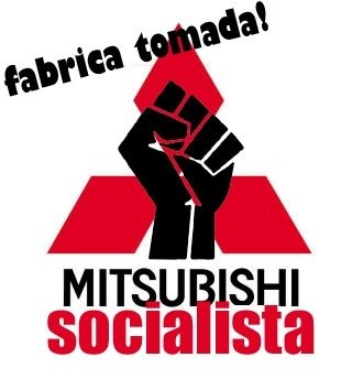 Solidarity with the workers from the Mitsubishi plant in Anzoategui, Venezuela