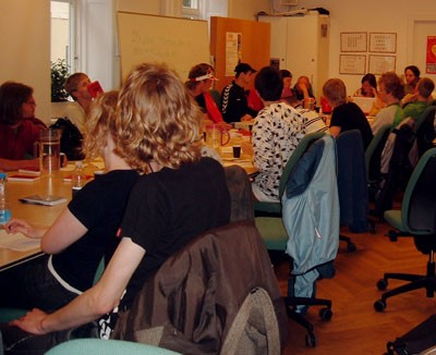 d Denmark: Militant mood at founding meeting of SUF Left Opposition