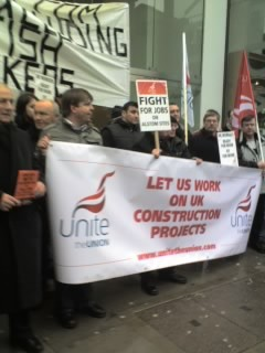 The victory of the protests and strike action at Lindsey will be seen as a marvellous example to others of what can be achieved in the face of attack on jobs and conditions.