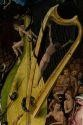 The Garden of Earthly Delights by Bosch man and harp
