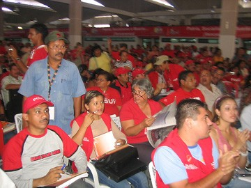 PSUV congress