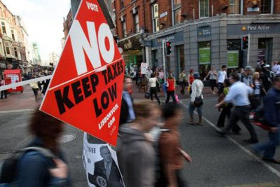 Irish government loses vote in EU referendum