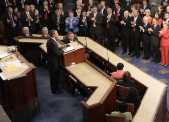 "Obama's State of the Union Address and ""American Values"""