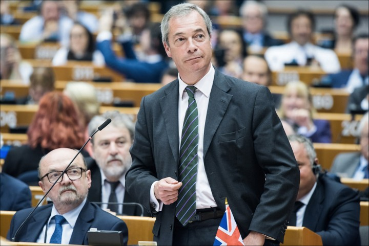 Nigel Farage Image James Harte