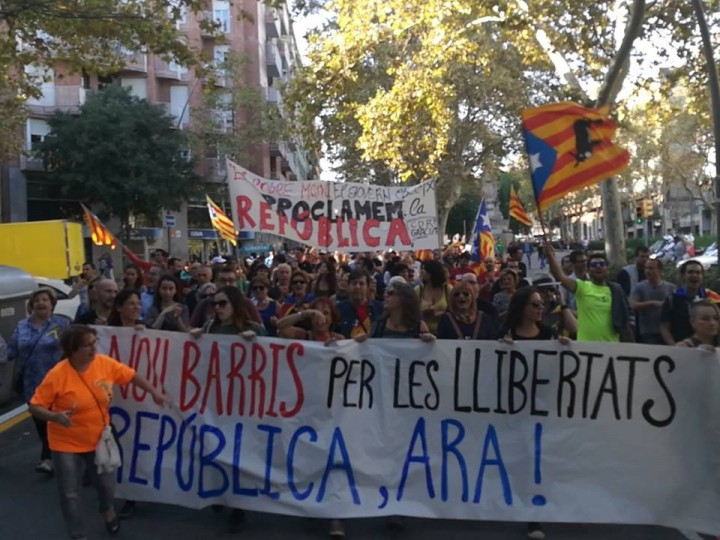 barcelona demonstration 2