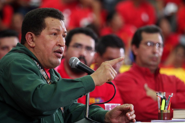 Chavez five years 4 Image Que comunismo