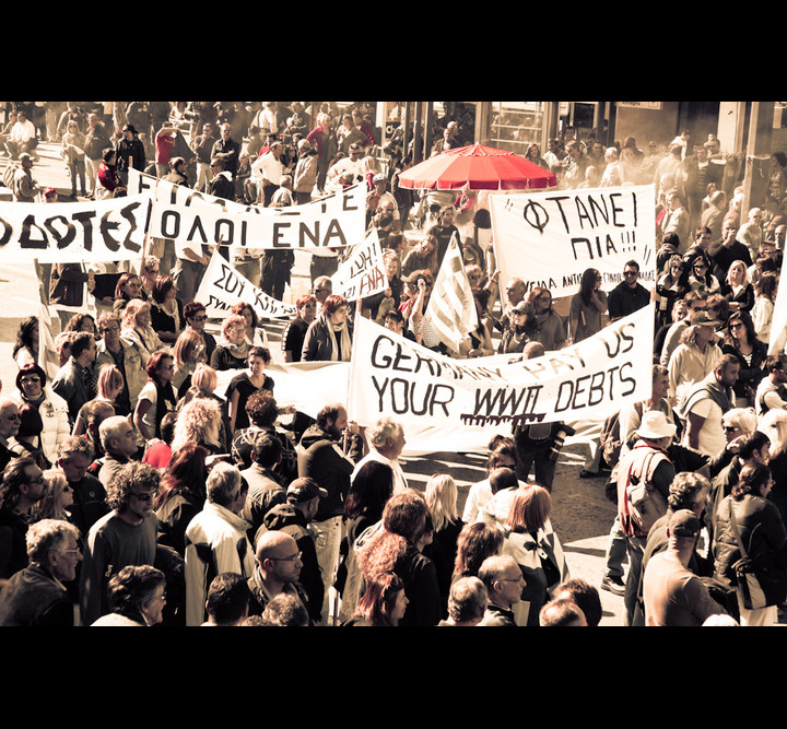 2011-10-19 Athens general strike 3