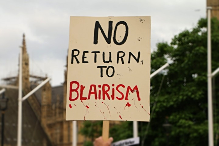 No return to Blairism Image Socialist Appeal