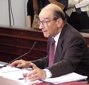 Alan Greenspan argues that the crisis will mean a return to the ideological struggle between socialism and capitalism.