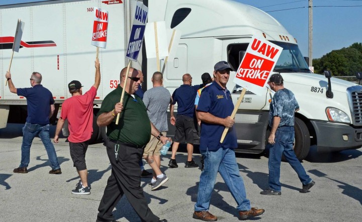 UAW Strike GM 2019 2 Image Flickr Bill Bryan