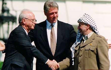 Oslo Accords Image Vince Musi