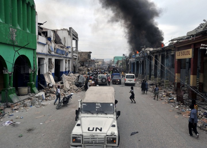 Haiti earthquake 201 Image EscombrosBelAir5