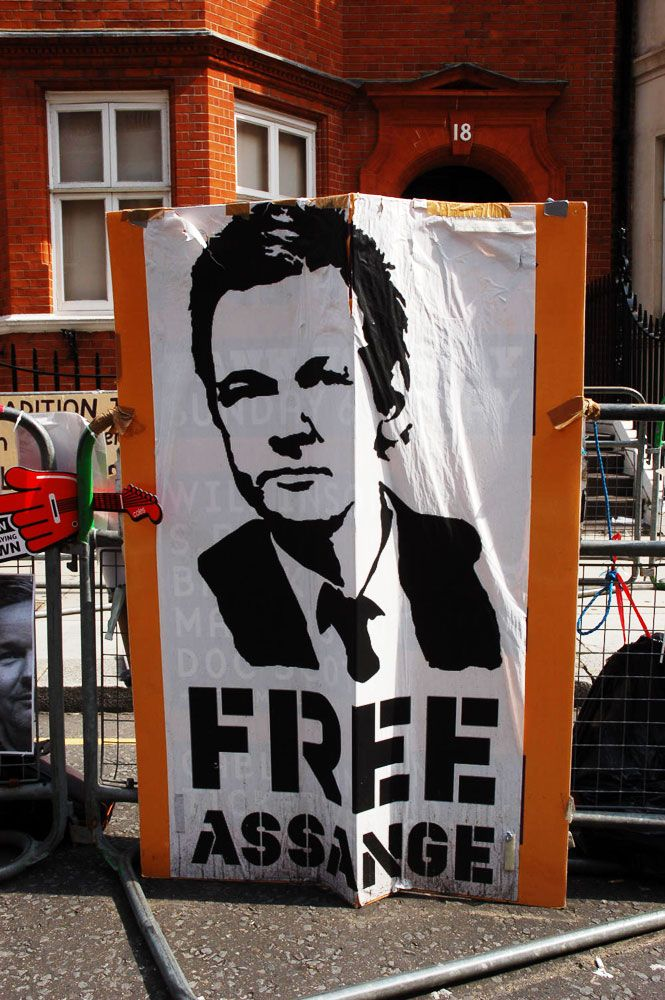 assange revolutionary act