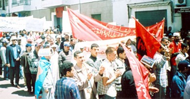 May Day Morocco