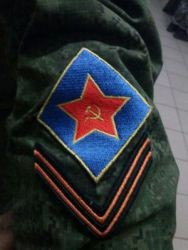 Red Squad 404 of the Prizrak Brigade PIC Ibai Trebino Lur Gi