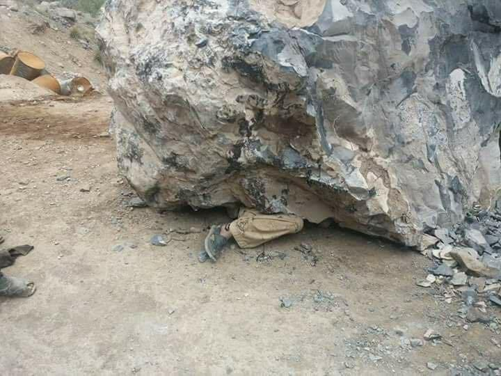 Balochistan 23 mine workers died in twin mine collapse 3