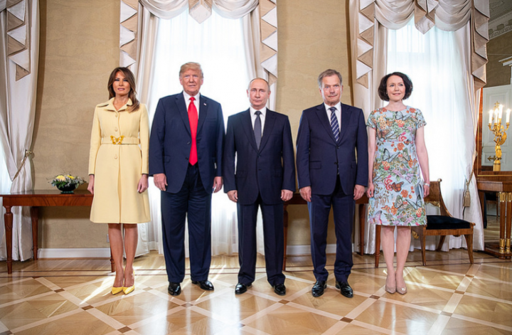 Trump Putin meeting 3 Image Flickr White House