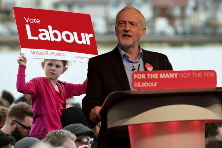 CorbynElectionCampaign Image Socialist Appeal