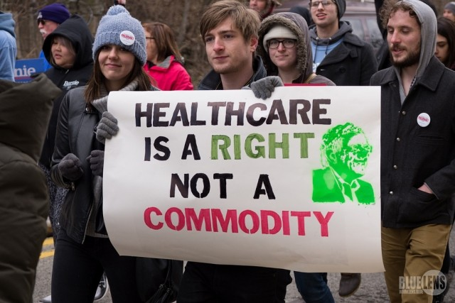healthcare bill Flickr