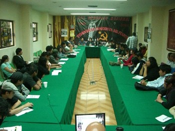 XIII National Congress of the Marxist Tendency Militante