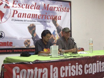 Francisco Rivero (CMR) explained how the Venezuelan masses have shown enormous revolutionary potential and a very high level of consciousness, but warned that, ten years after the election of Chavez, the revolution had not been completed.