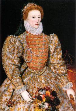 Elizabeth I - Public Domain