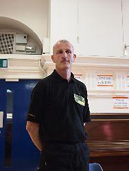 Steve Kelly, UNITE electrician