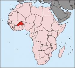Burkina Faso-Pos