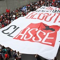 Classe banner Photo: Justin Ling