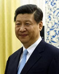 Xi Jinping president of China was elected at the congress of the Chinese communist party which ended last week.
