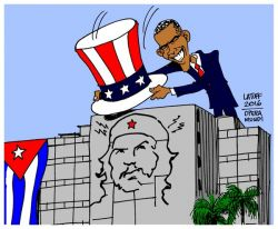 obama-cuba latuff