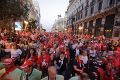 "European Day of Action: Protests and strikes all over Europe – ""We are many, you are few"""