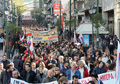 Greece on the brink of revolution