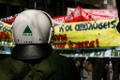 Grecia: una huelga demoledora, mientras la reacción se aprovecha  de tres muertes. Foto de George Laoutaris.