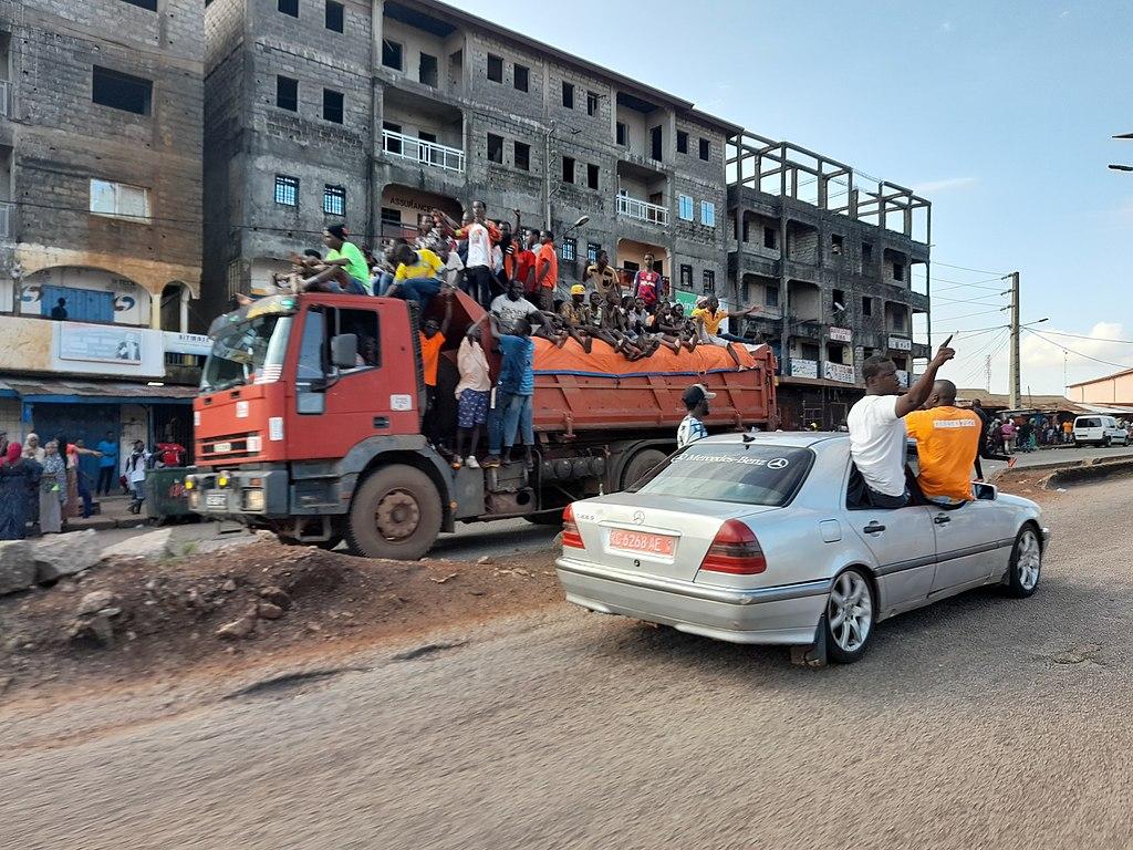 Scenes support Conakry Image Aboubacarkhoraa