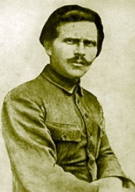 Nestor Ivanovych Makhno (October 26, 1888–July 6, 1934)