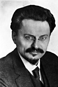 Leon Trotsky. Photo: Bundesarchiv